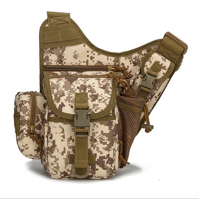 0342e8e706 Multifunction Men Military Messenger Bag Waterproof Nylon Camera Chest Bag  Male Shoulder Crossbody Back Pack Bags For Travel  Affiliate