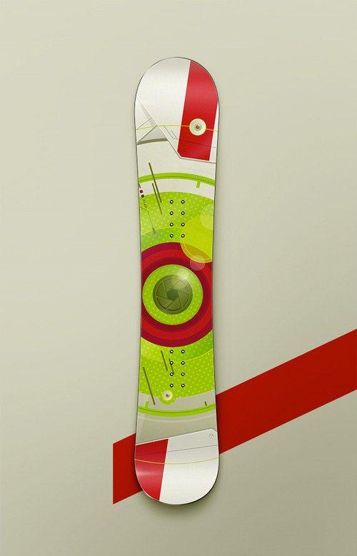 UCreative.com - 50+ Cool Snowboard Designs | UCreative.com