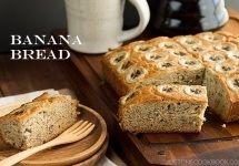 Banana Bread | JustOneCookbook.com