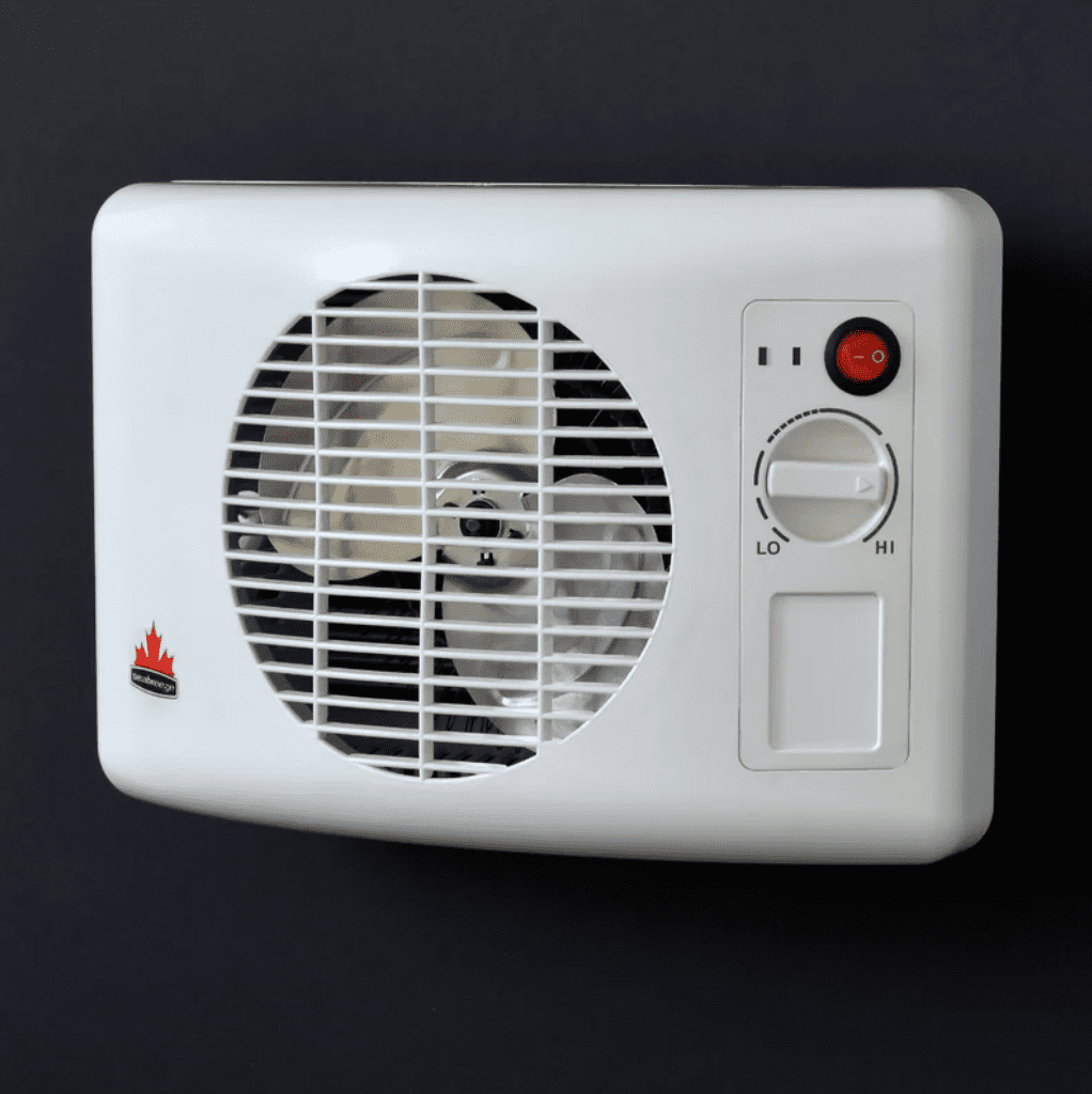 The 10 Best Electric Heaters For Your Home In 2020 Bathroom Heater Portable Heater Wall Outlets