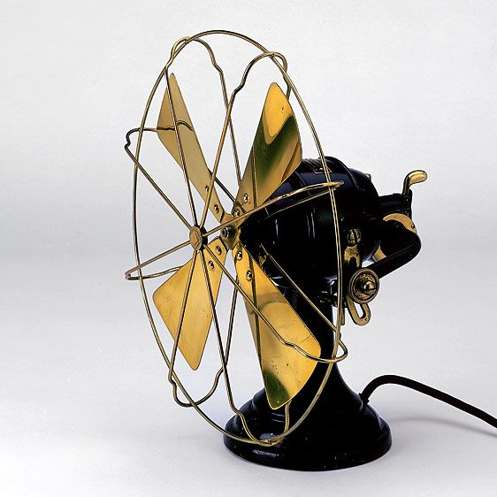 Antique Fans, Vintage Fans, Old Fan