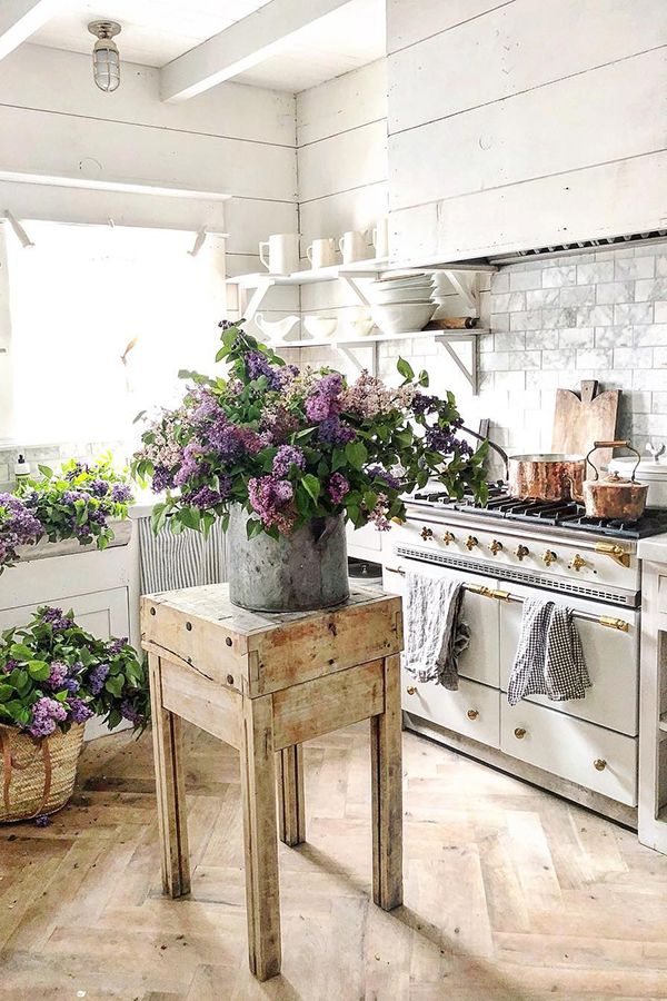 Farmhouse Decor French country kitchens, Country kitchen