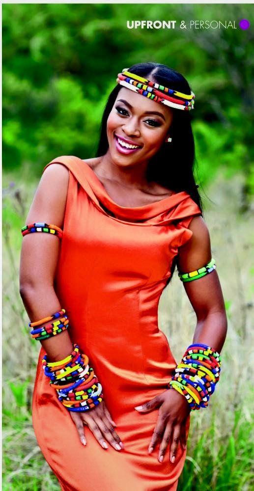 Zulu Traditional Attire 2020 - Styles 7