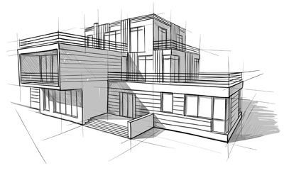 Building design drawing also ideas for the house croqui arquitetura rh br pinterest