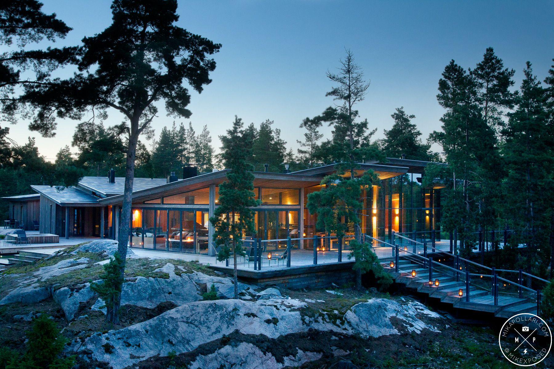Villa Korsholmen - Mika Pollari Photography