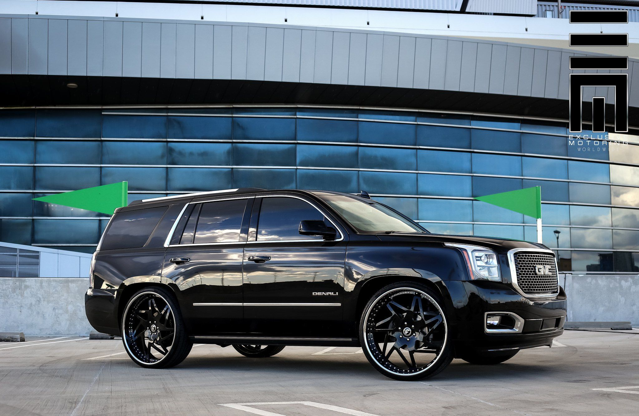 Gmc Yukon Denali On 26 Inch Rims Photo By Exclusive Motoring Yukon Denali Yukon Gmc Yukon