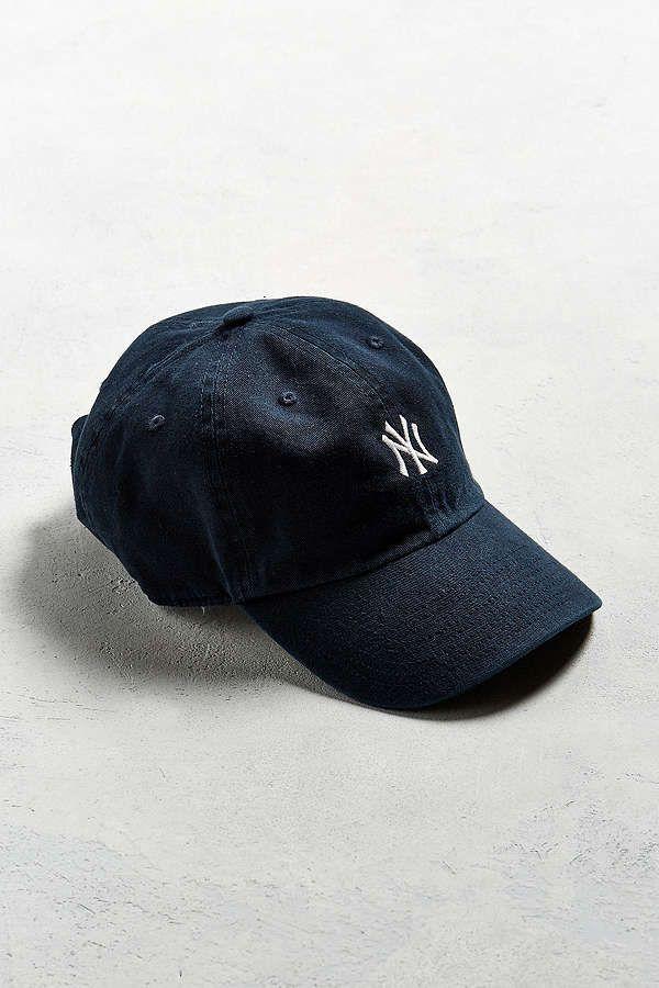 a808c902156c0  47 Brand NY Micro Logo Baseball Hat