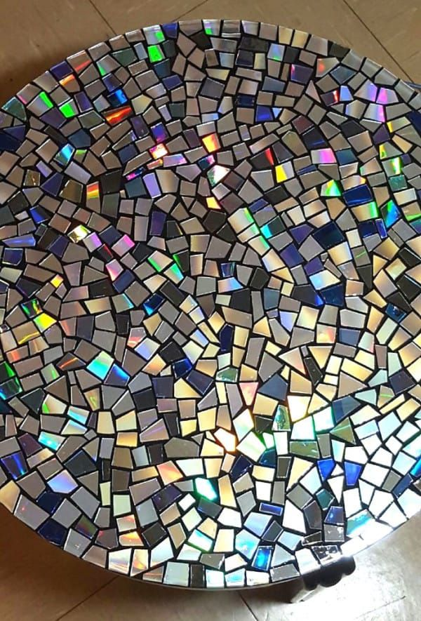how to make mosaic rocks
