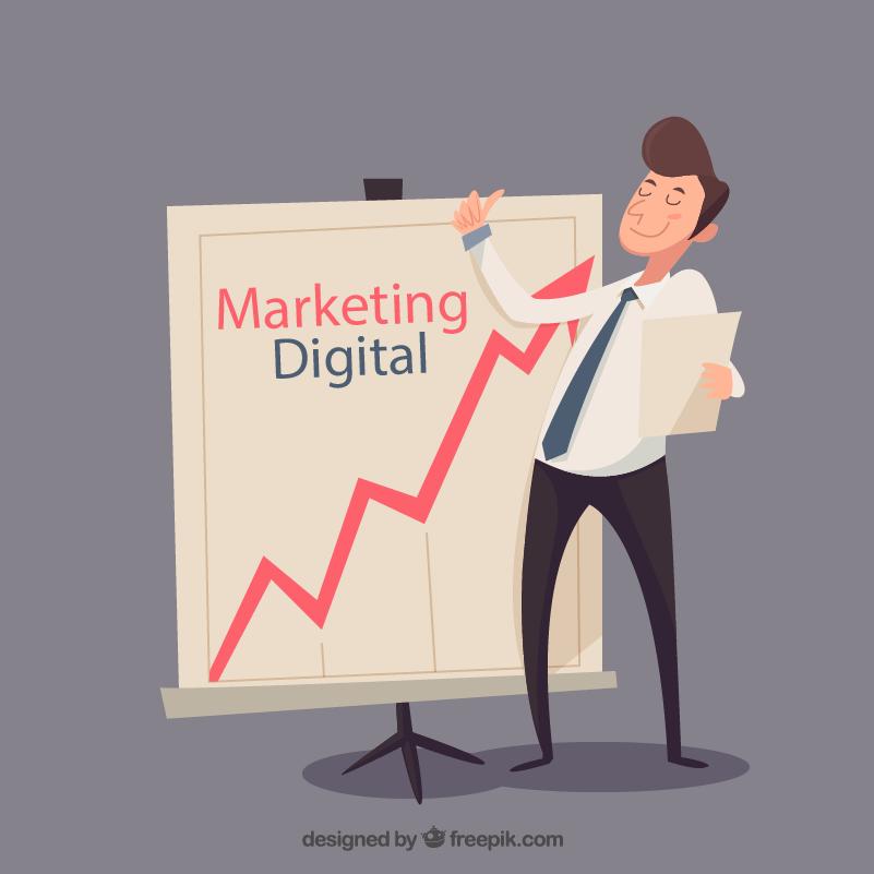 A maneira como as empresas se relacionam e vendam mudou muito. Saiba como as estratégias de Marketing Digital podem te ajudar.