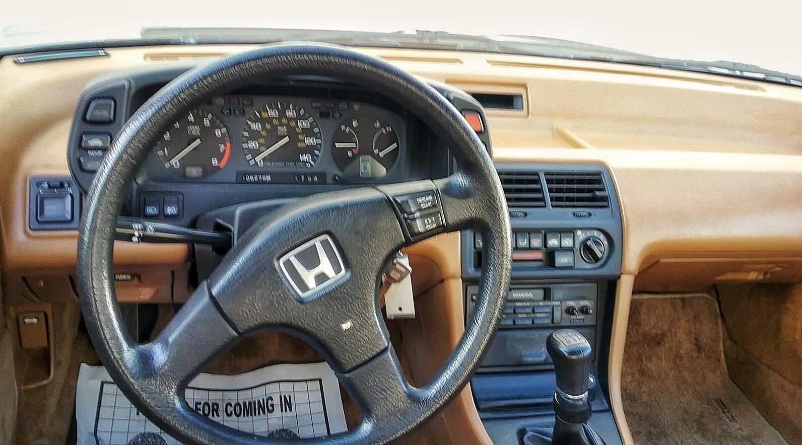 Honda Prelude With Images Honda Prelude Honda Barn Finds