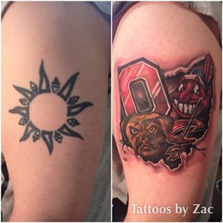 dcaef3465 cleveland browns tattoos images - Google Search | tatoos | Cleveland ...