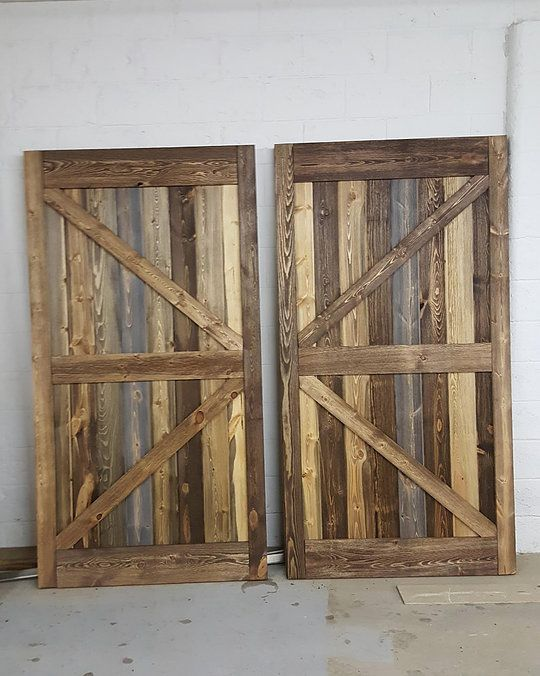 Distressed Reclaimed Barn Wood Look For Your Walls And