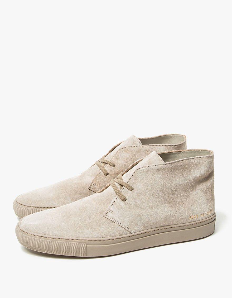 Chukka sneakers, Chukka boots