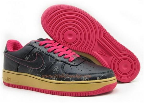 315180 001 Nike Womens Air Force 1 LE black cerise cheap Nike Air Force 1  Low Women, If you want to look 315180 001 Nike Womens Air Force 1 LE black  cerise ...