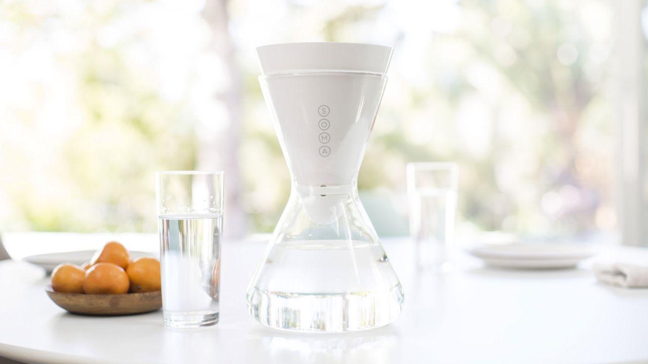 Luxury soma Water Filter Carafe