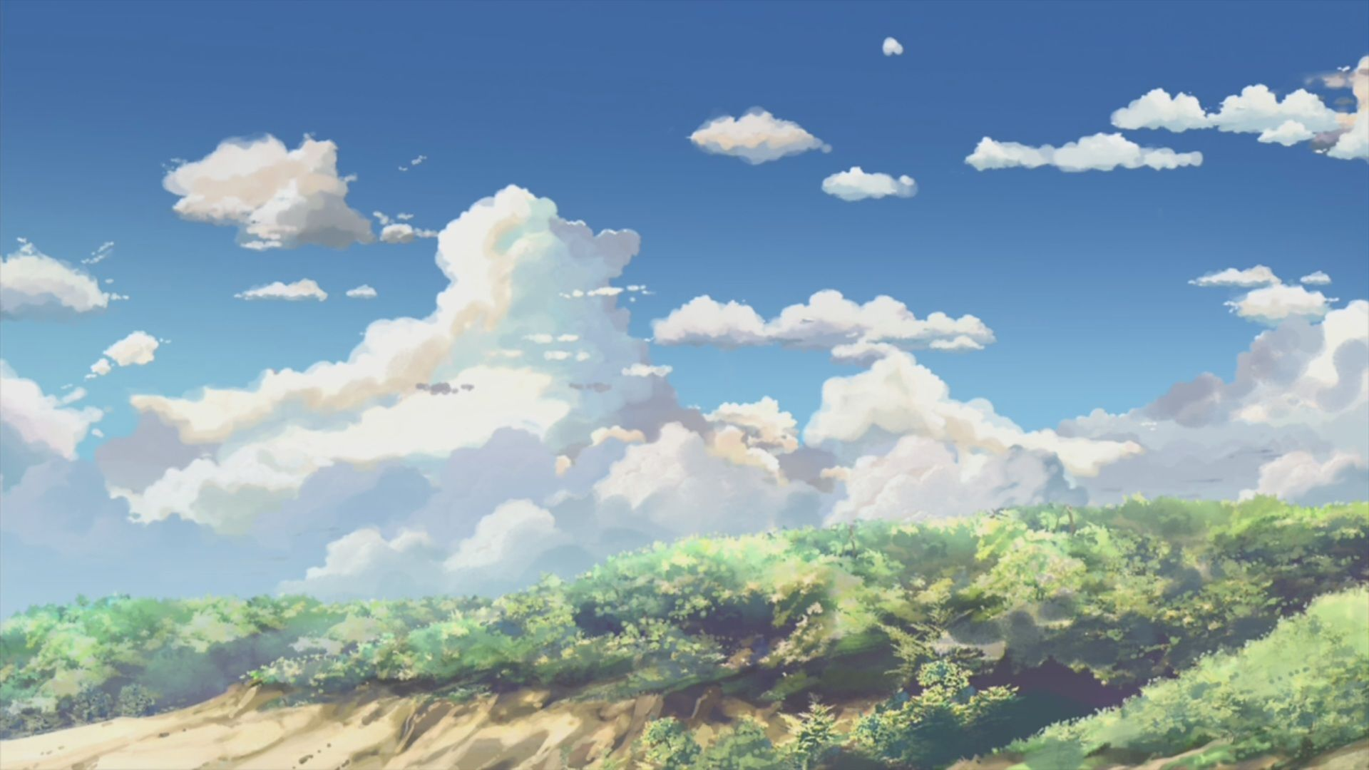 Anime Scenery Wallpaper 1920X1080 Hd Cool 7 HD Wallpapers