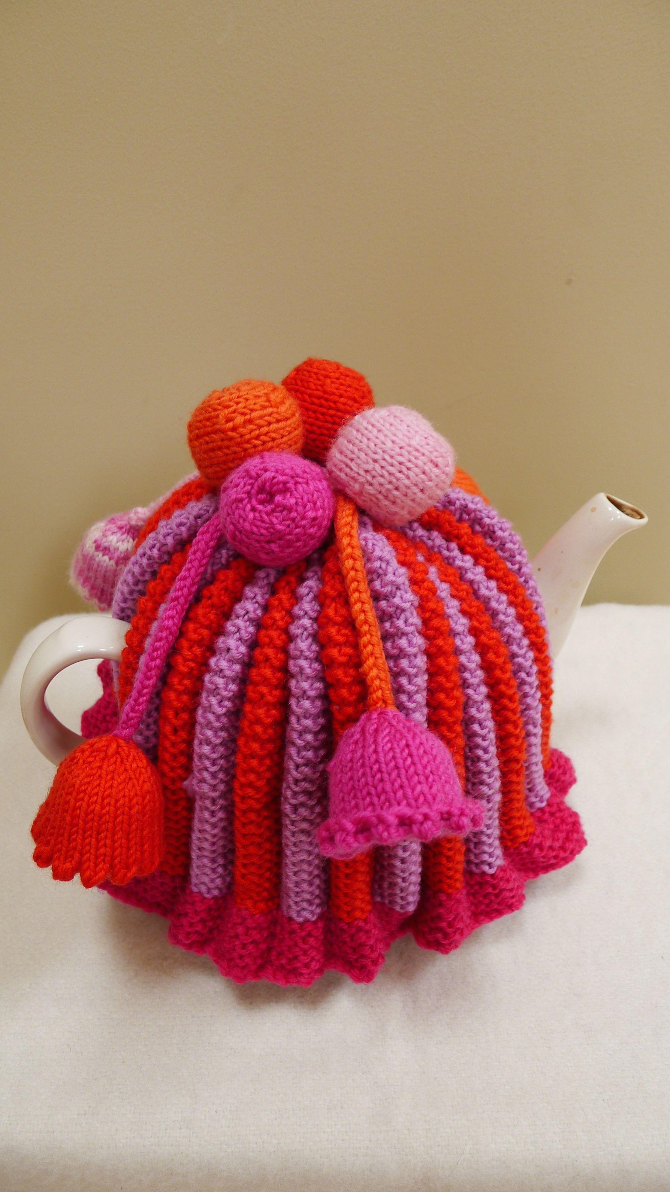 Retro Tea Cosy | Knitting | Pinterest