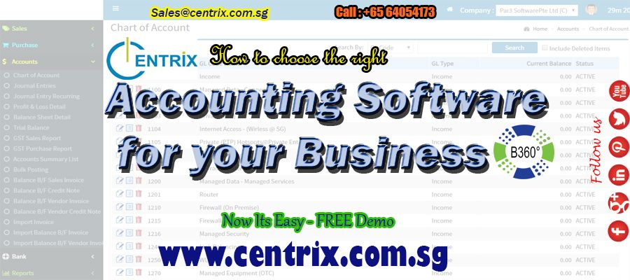 B360° Online accounting software Online accounting