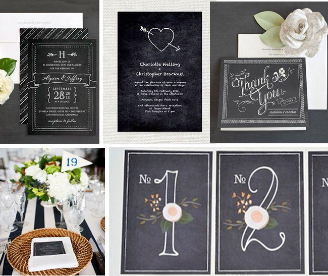 имитация меловой доски в полиграфии   Тематические свадьбы ...  Тематические Свадьбы Зимой