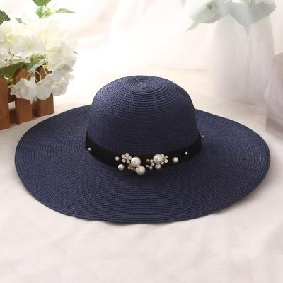 Item Type  Sun Hats Department Name  Adult Pattern Type  Solid Material   Straw Style  Casual Occasion  large brimmed sun hat Theme  panama hat 27845f6ba91