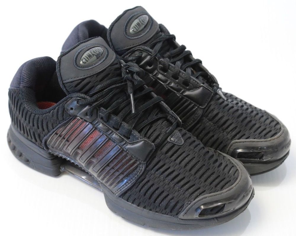 the latest 67597 ddaa9 Men's Adidas Climacool Black Sneakers Adiprene Size 9 ...