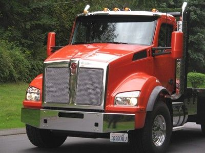 Kenworth T680 and T880 Now Available with Bendix SmarTire System