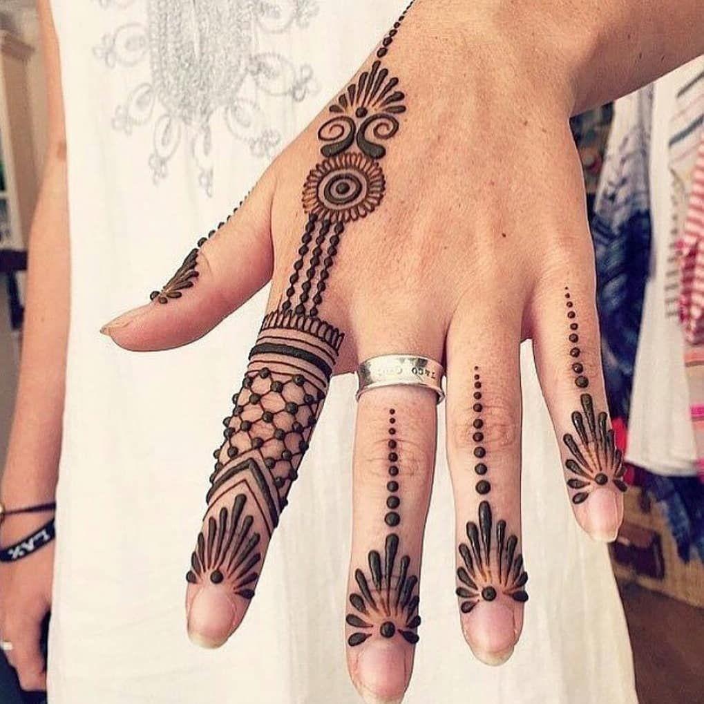 Pin By ميس محمد On Freshta Yousufi In 2020 Finger Henna Designs Henna Designs Mehndi Designs For Fingers