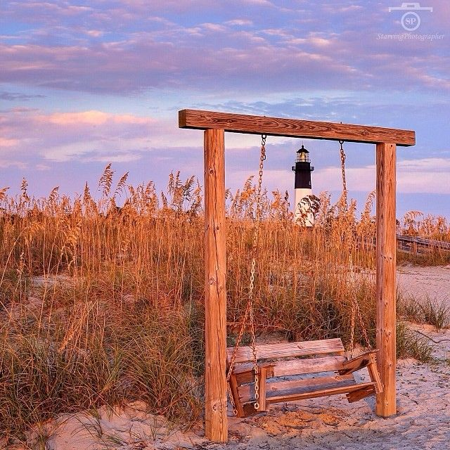 Best Quiet Places To Travel: Our Favorite Quiet Spot On Tybee Island