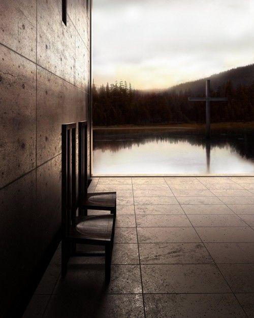 Iglesia del Agua - Tadao Ando