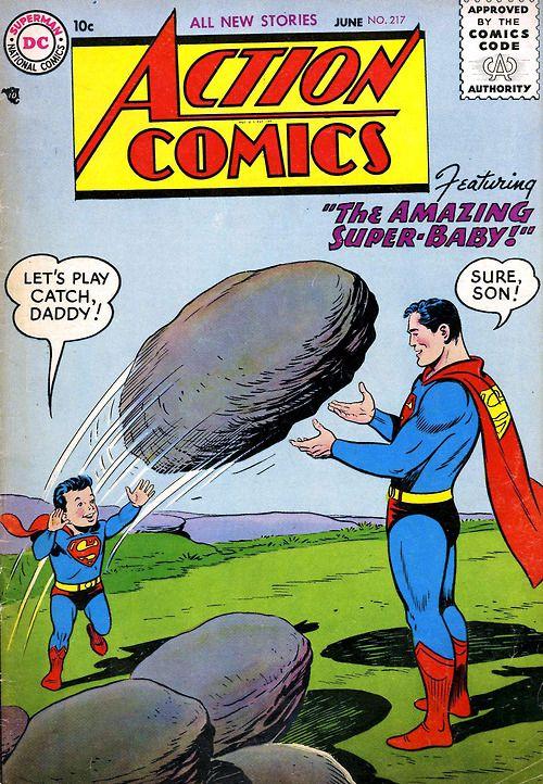 Action Comics 217 Dc Comics Comics Dc Comic Books Superman Action Comics