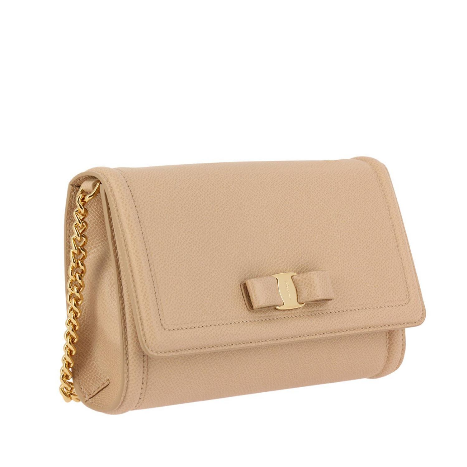 55848ab83f28 SALVATORE FERRAGAMO MINI BAG MINI BAG WOMEN SALVATORE FERRAGAMO.   salvatoreferragamo  bags  leather