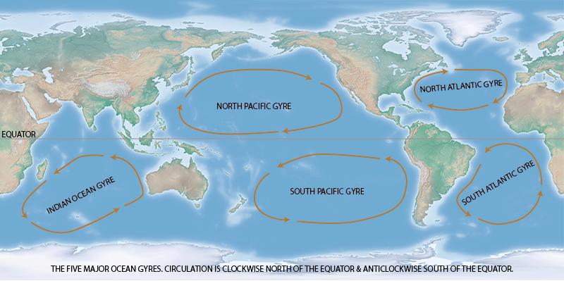 world s oceans | WhosGreenOnline.com | Pinterest | Africa, The map ...