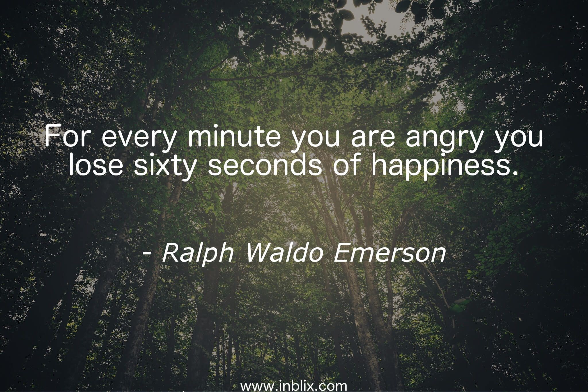 Image result for For every minute you are angry you lose