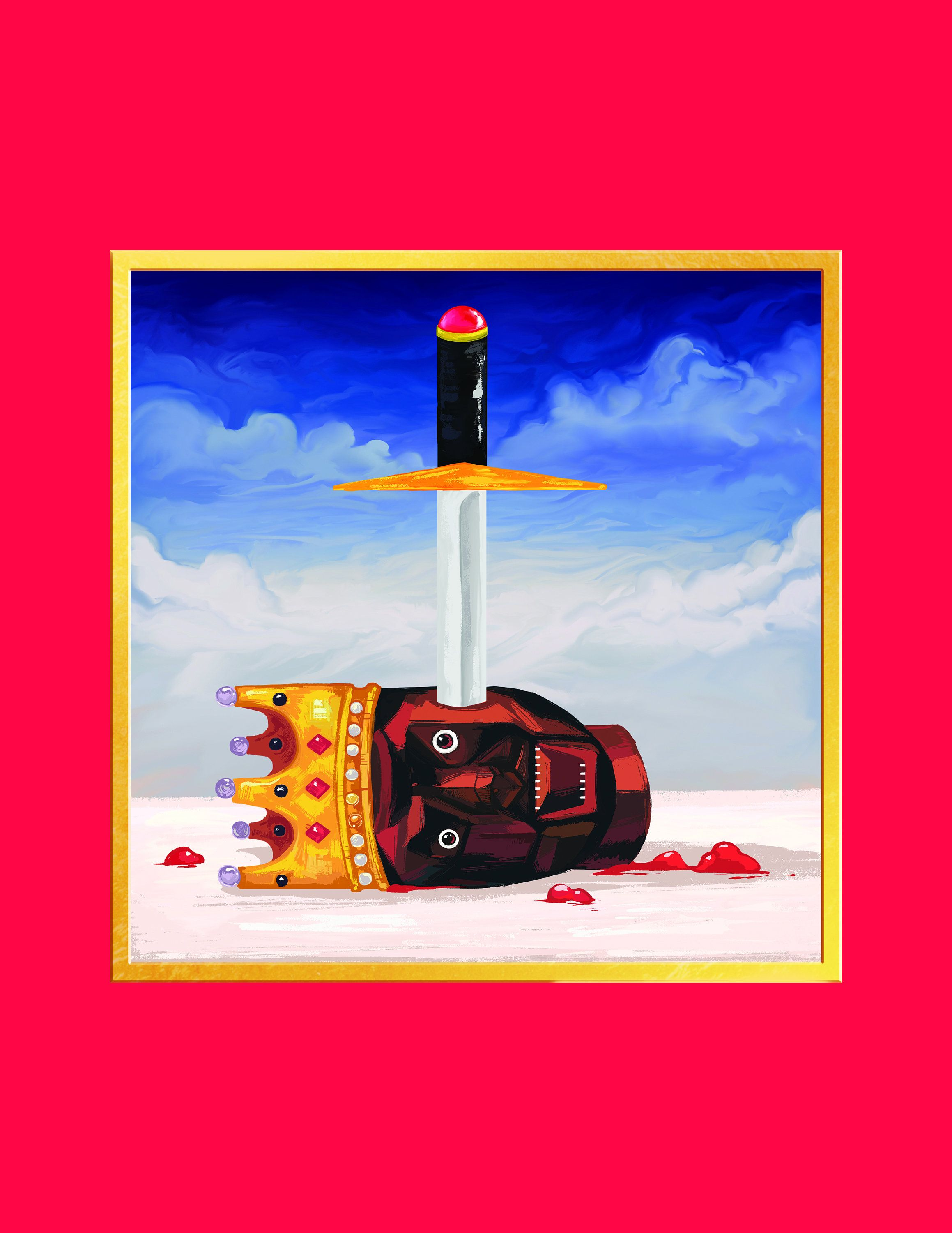 Excited To Share The Latest Addition To My Etsy Shop Kanye West Album Cover Artwork Print Https In 2020 Kanye West Album Cover Kanye West Wallpaper Rap Album Covers