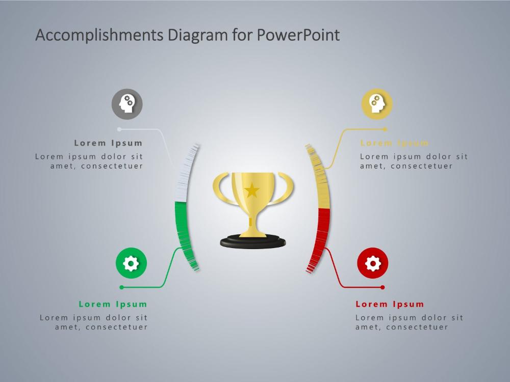 Career Accomplishments Powerpoint Template Infographic Powerpoint Powerpoint Powerpoint Templates