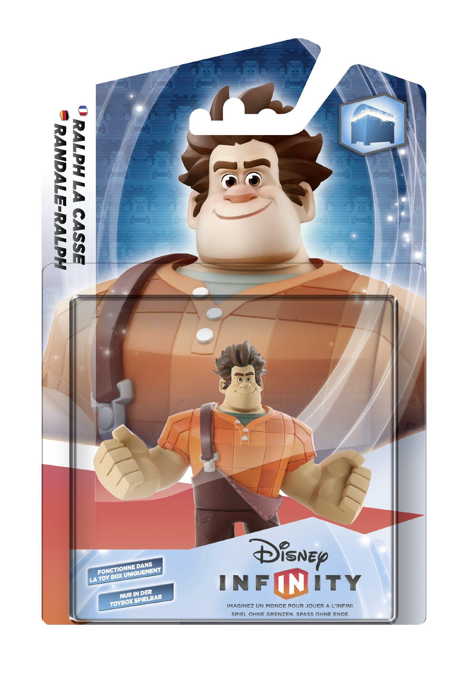 Figurine 'Disney Infinity' - Ralph: Amazon.fr: Jeux vidéo