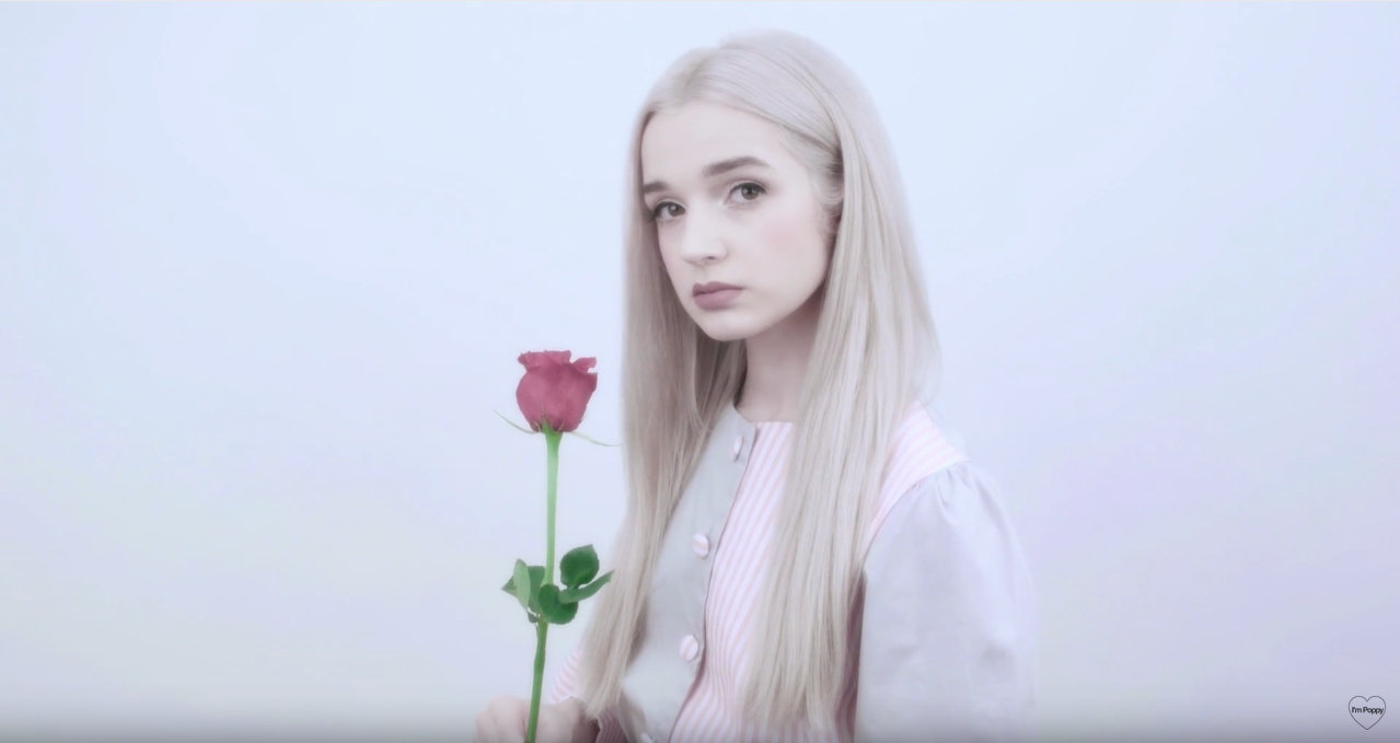 This rose has a thorn. #ThatPoppy