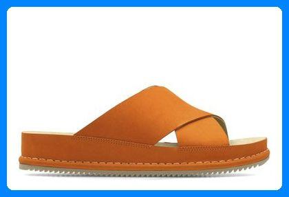 21471e345 Clarks Damen Freizeit Alderlake Lily Nubukleder Sandalen Größe 38 -  Sandalen für frauen ( Partner-Link)