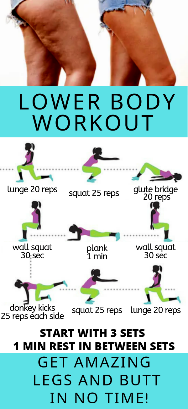 Lower Body Workout At Home  work out - Fitness #Home #Fitness #Fitness