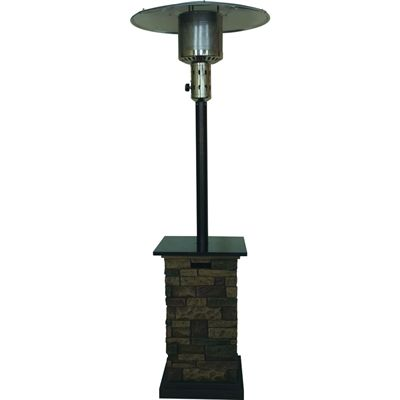 sunmaster patio heaters steel bonfire tall stainless heater propane outdoor play
