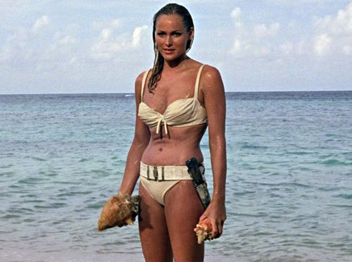 First bond girl