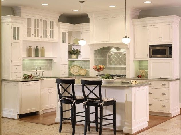 white kitchen cabinets backsplash ideas google search