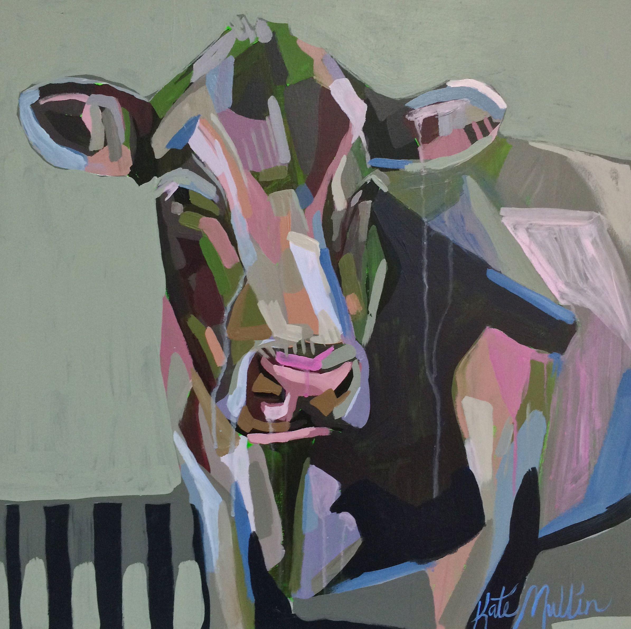 "Painting by Kate Mullin. www.katemullinart.com 24x24"""