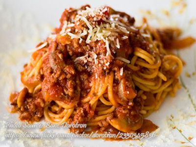 Spaghetti With Condensed Milk Panlasang Pinoy Meaty Recipes Recipe Philippine Cuisine Spaghetti Risotto Recipes