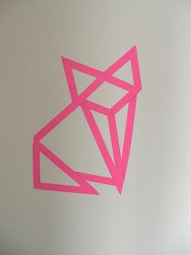 washi tape origami - Pesquisa Google