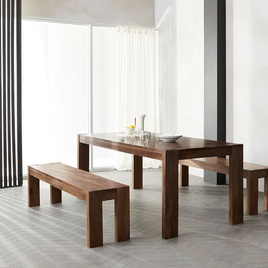 Boerum Dining Table - Carbon | Furniture | Expandable ...