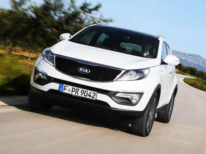 Kia Sportage  http://www.kia.com/es/modelos/nuevosportage/