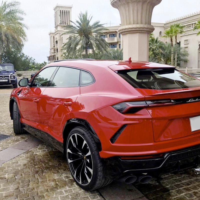 Urus Cars for Rent in the UAE Dubai