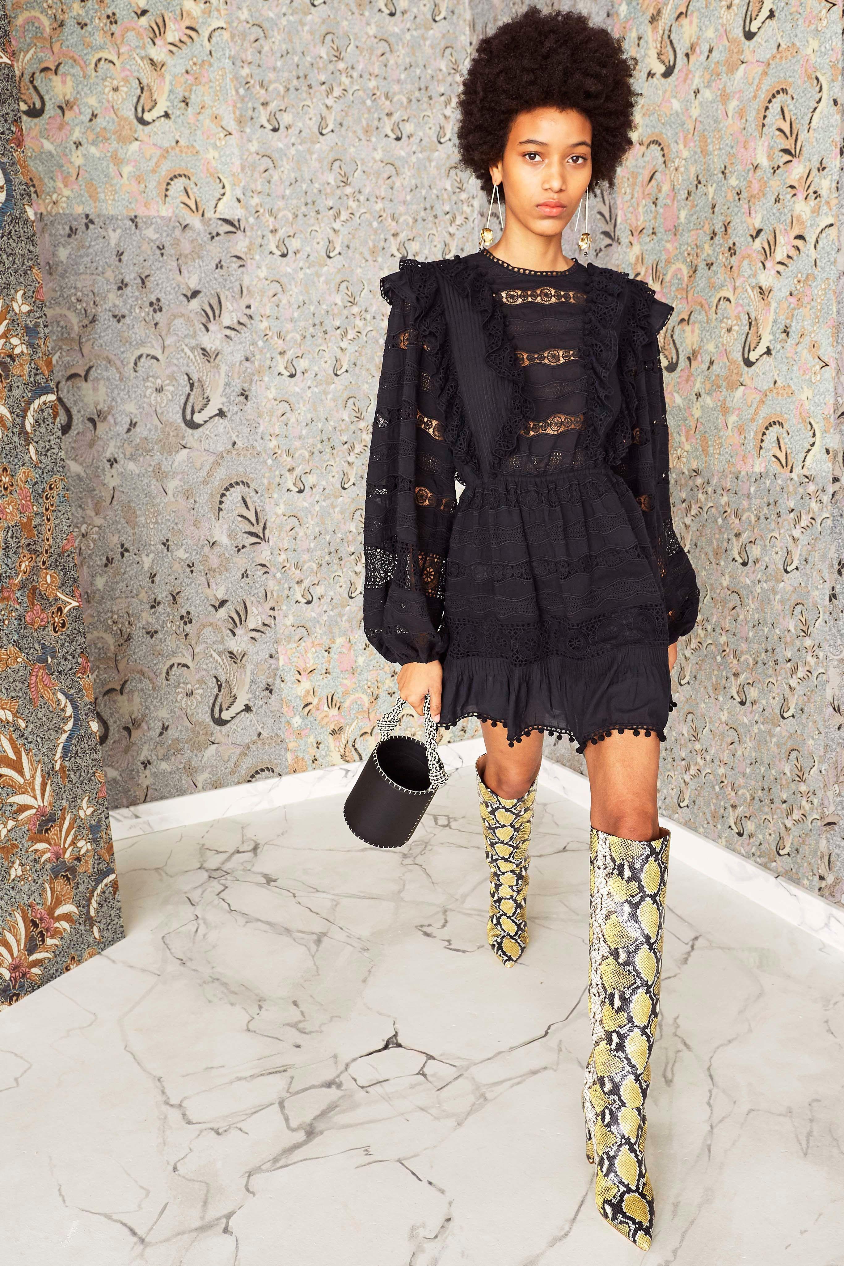 Ulla Johnson PreFall 2019 Fashion Show Fashion, Ulla