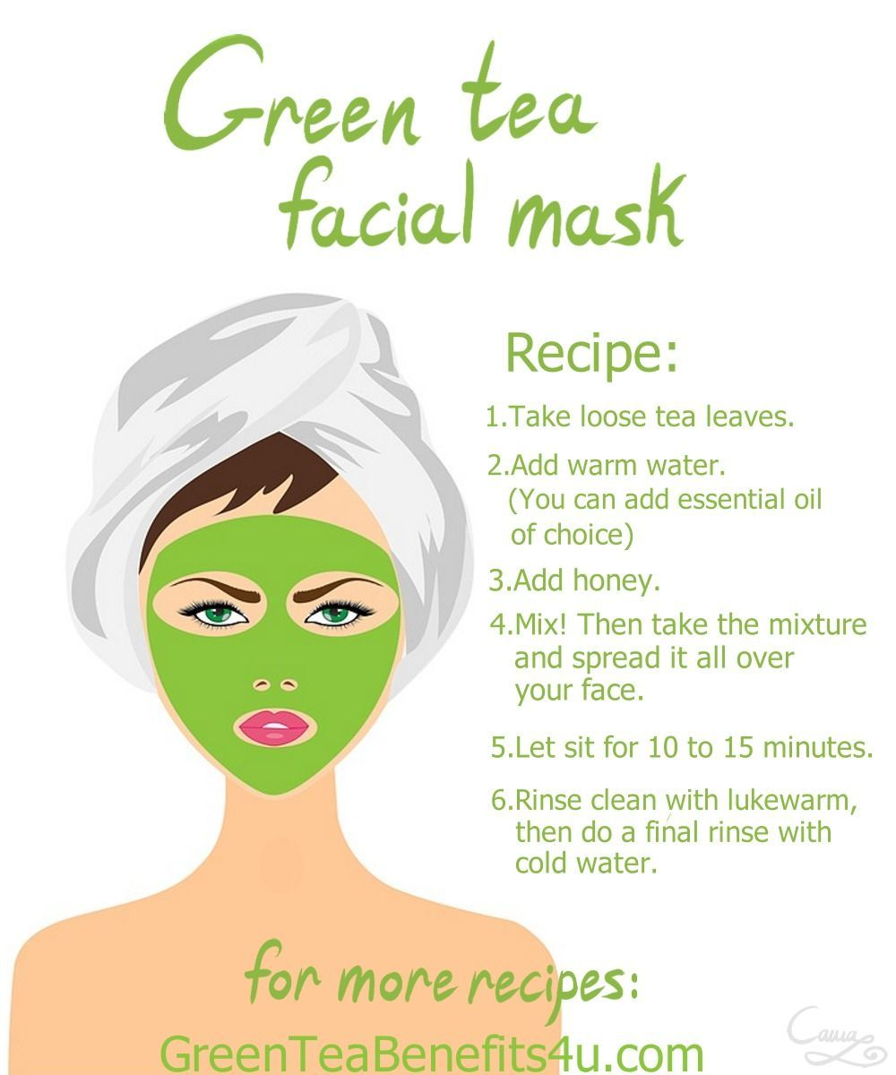 PeelOffFaceMask  Skin care, Green tea facial, Hair removal diy